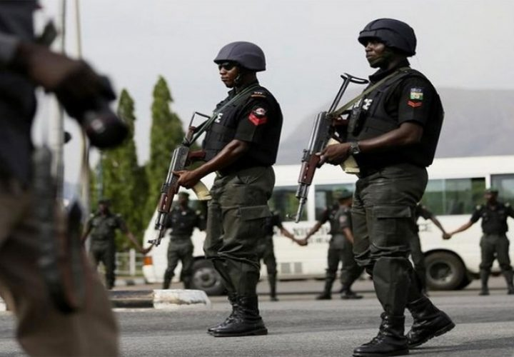 Osun Election: Security beefed up at INEC, CBN