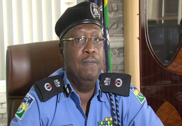 Ogun Police Parades Suspected Ritual Killers with Human Parts