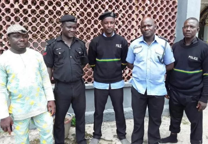 Video of Policeman Collecting Bribe with POS Not True – Police