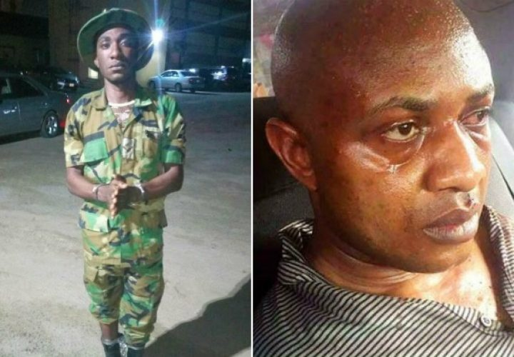 A Soldier, An Accomplice Of Kidnap Kingpin 'Evans' Arrested In Lagos