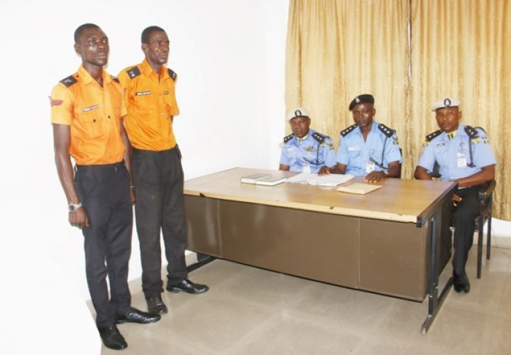 Two Traffic Wardens Dismissed For Extorting N15,000