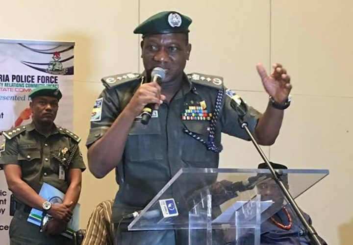 We Have Over 1000 Kidnappers in Police Custody – IGP Ibrahim Idris