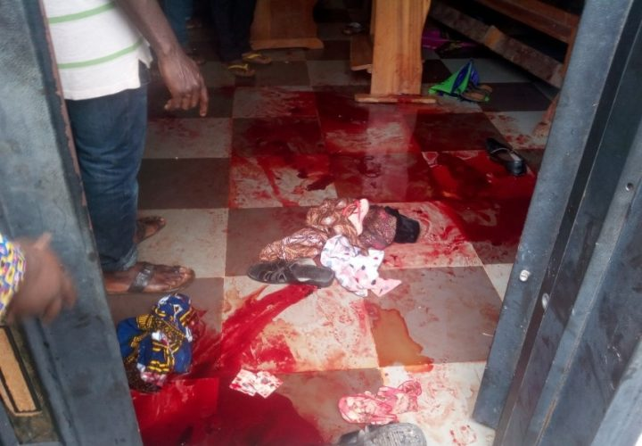 11 Persons Shot Dead, 18 Others Injured by Unknown Assailants in a Church Service in Anambra