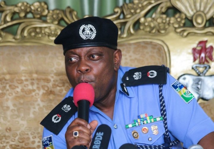 RRS Nab 5 Armed Robbers in Lagos