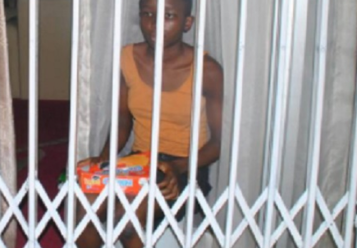 Police Rescue 13-yr-Old Orphan Locked Inside the House by Her Boss, Who Travels To London