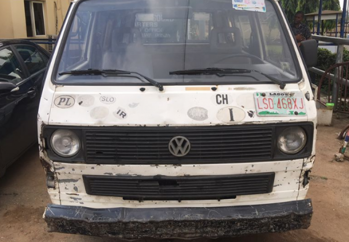 Passengers Robbed by Unknown Gunmen, Kill Driver in Lagos