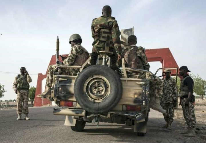 Suspected Cultists Arrested By Army Personnel in Abia State