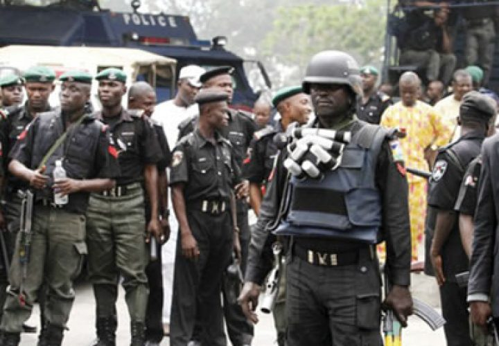 62 Gangsters Arrested By Lagos Task Force
