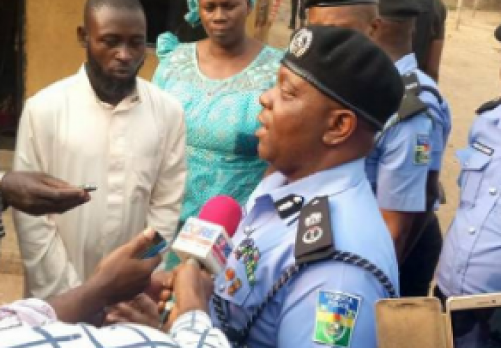 Alfa Held With Human Parts in Lagos