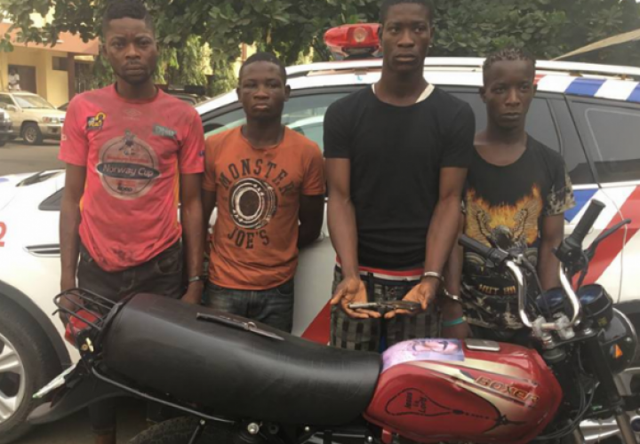 I Bought Gun to Scare Away Rival Cult Gangs –  21 Yrs. Old Suspect