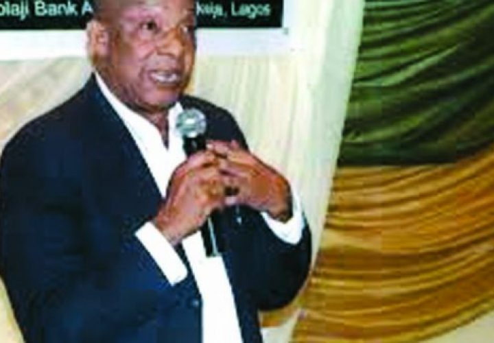 Former Lagos CP Arebamen is Death