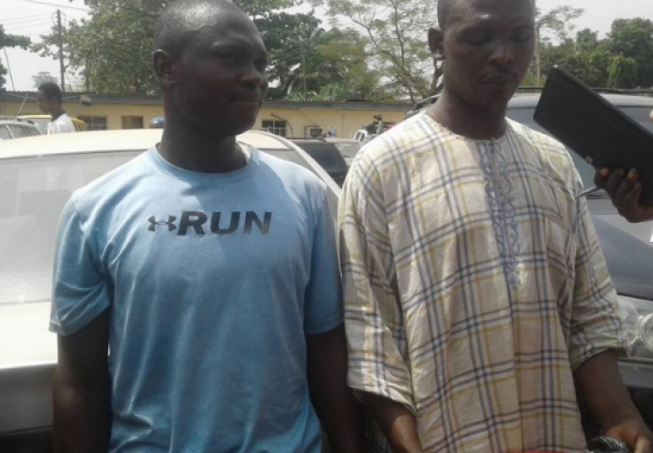 Father, Son Nab for Selling Hard Drugs to School Pupils