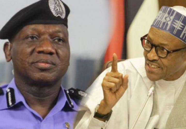 President Buhari Summon IGP Idris, Demand Full Police Report