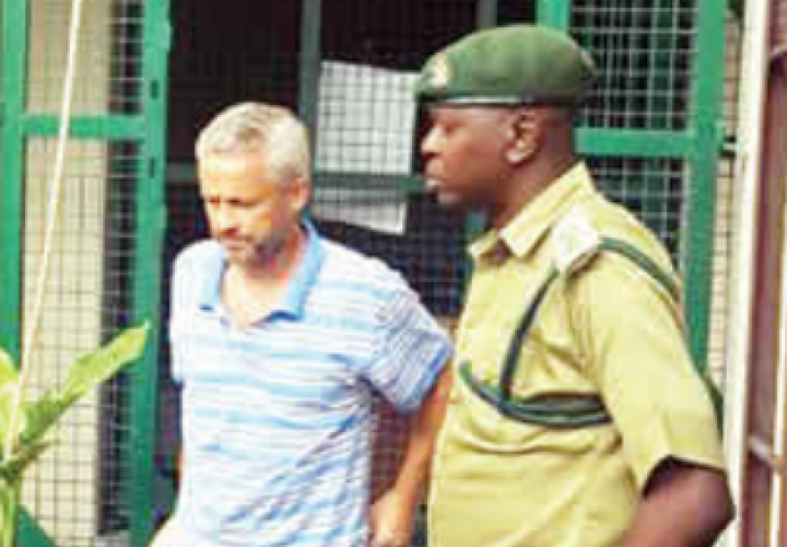 Dane Remanded In Prison for Allegedly Killing Wife, Daughter