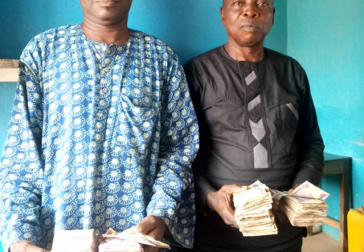 Osun Election: Police Arrest Two Over Vote Buying