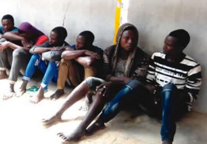 950 suspected political thugs arrested in Kano